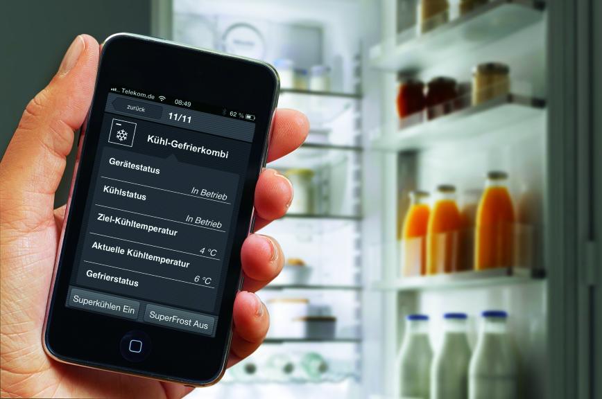 Kühlschrank Alarm Offene Tür : Vernetzter kühlschrank elektrik eik