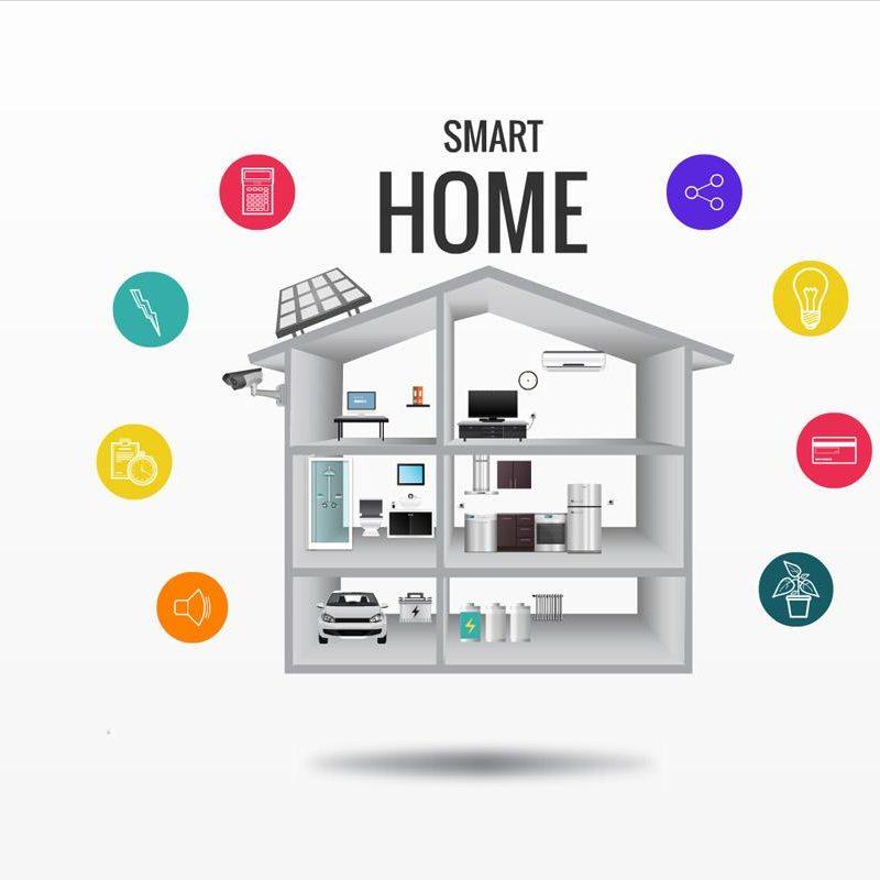 Smart Home-Installation: Was Sie über die Montage wissen müssen