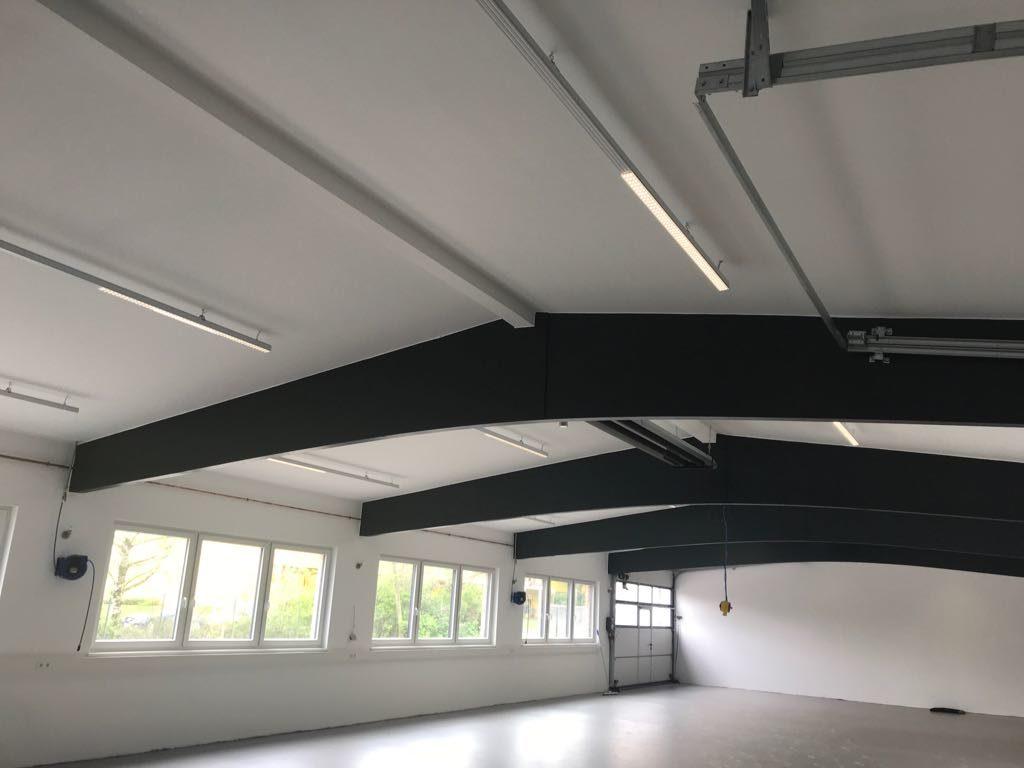 LED für gewerbliche Hallen