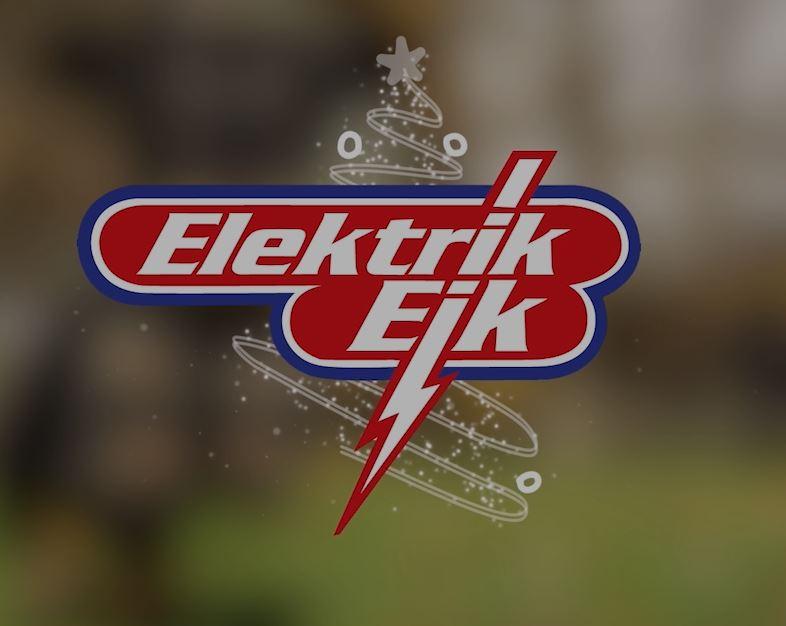 einen schönen vierten Advent wünscht Elektrik Eik