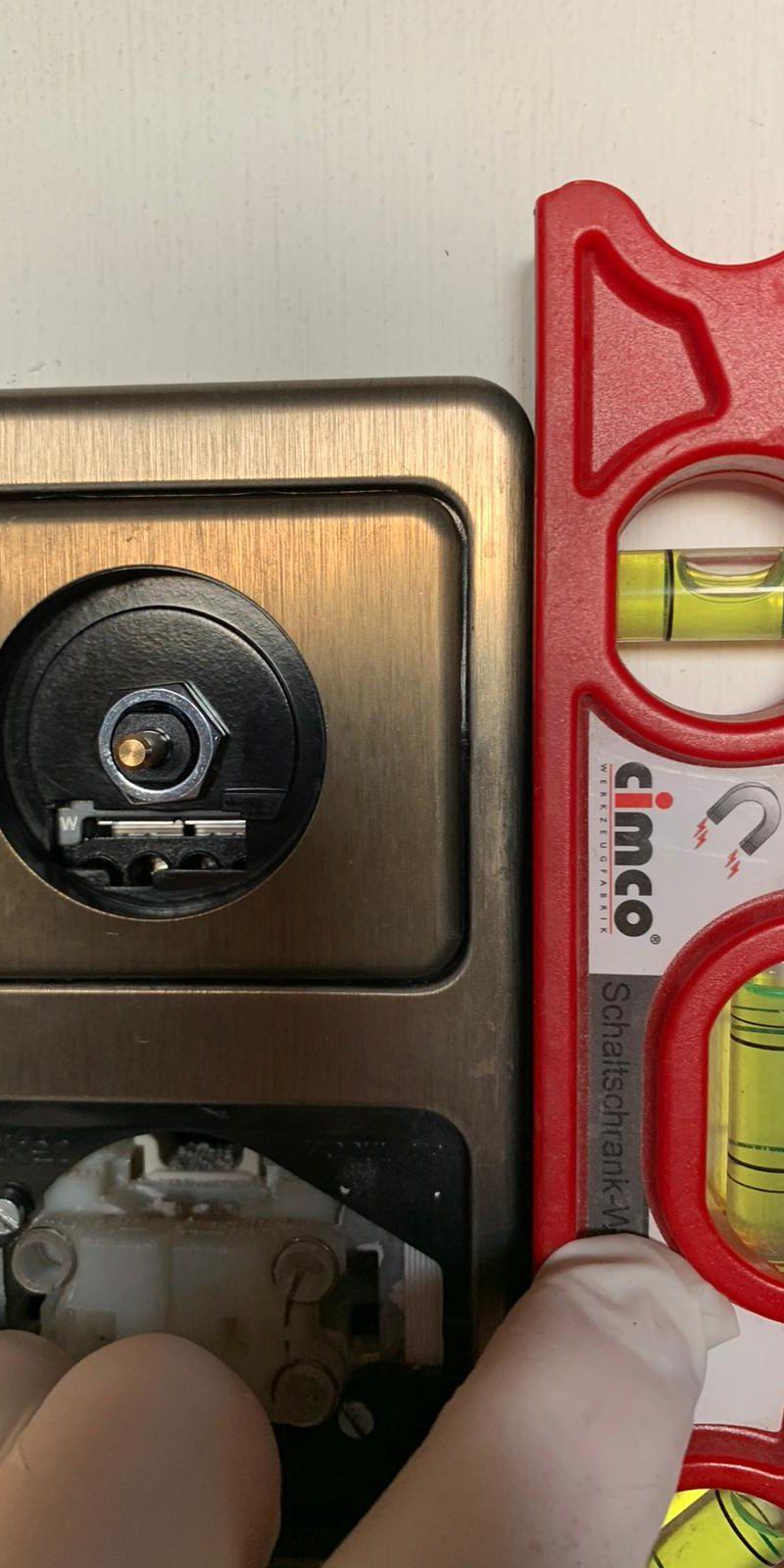 Austausch von defekten Schaltern