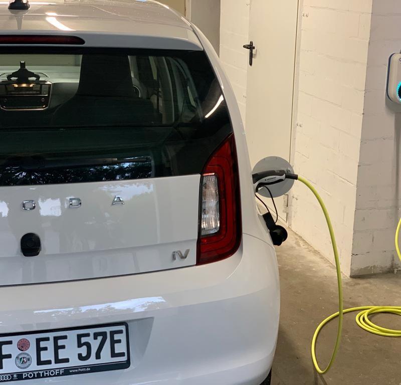 Elektrik Eik goes Elektrisch | bei Elektrik Eik hat die Elektromobilität Einzug gehalten